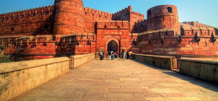 Agra Fort aka Red Fort  History Timings and Entry Fee
