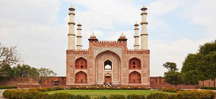 Akbar Tomb Sikandra Agra with Timings and Entry Fee