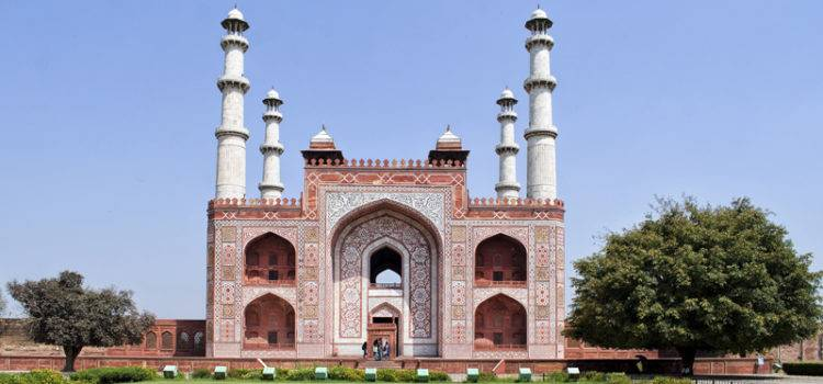 Akbar Tomb Sikandra Agra Timings, Entry Fee and History
