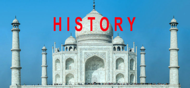 Taj Mahal History in English with Interesting Facts