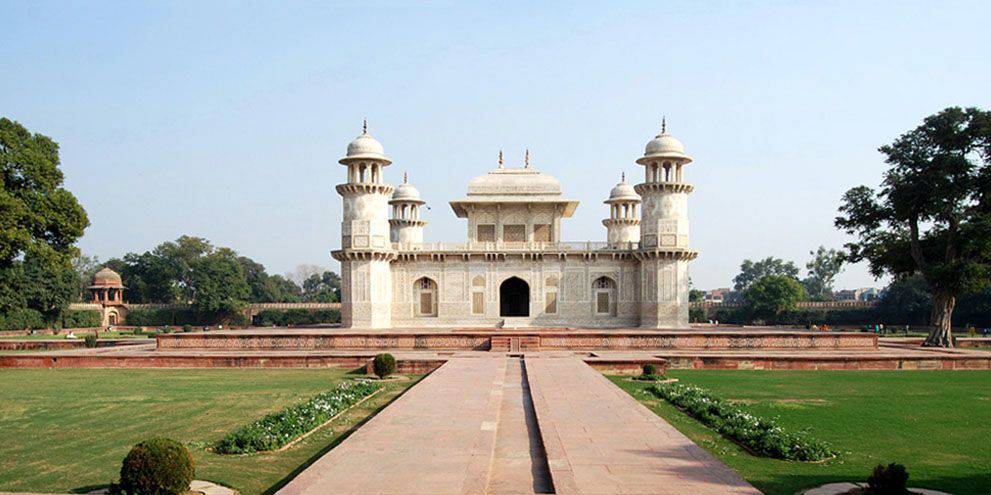 Itimad-Ud-Daulah Tomb Also Known as Baby Taj in Agra