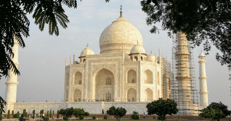 Taj Mahal Conservation