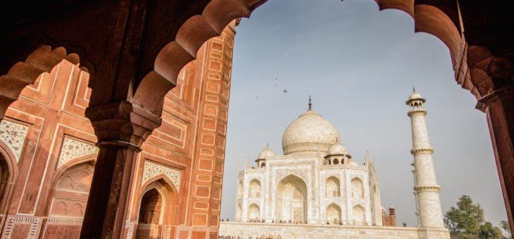Facilities and Restrictions at Taj Mahal in Agra