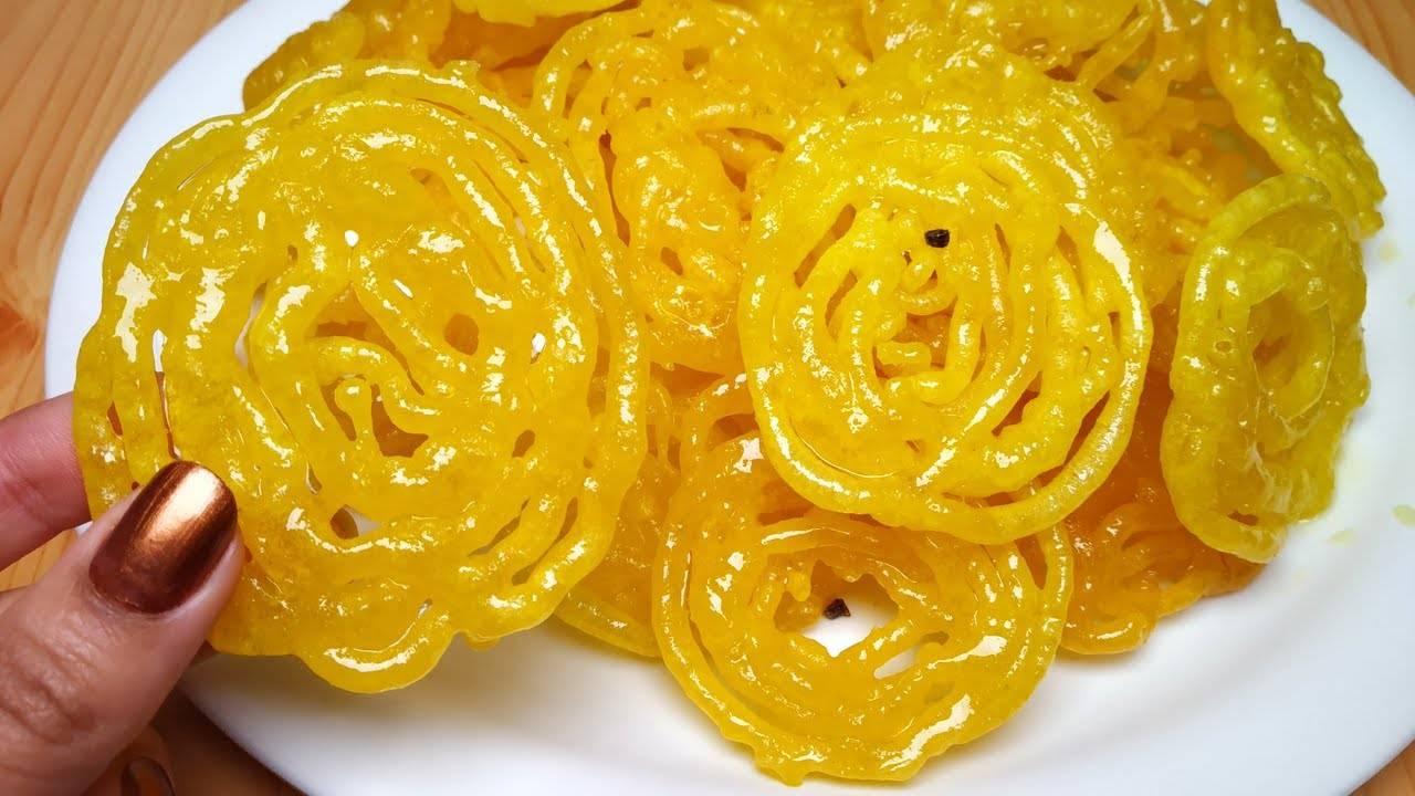 Jalebi - Agra Street Food