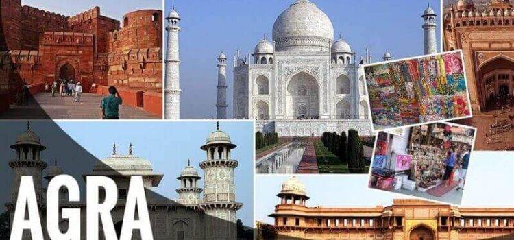 Lesser Known Monuments in Agra