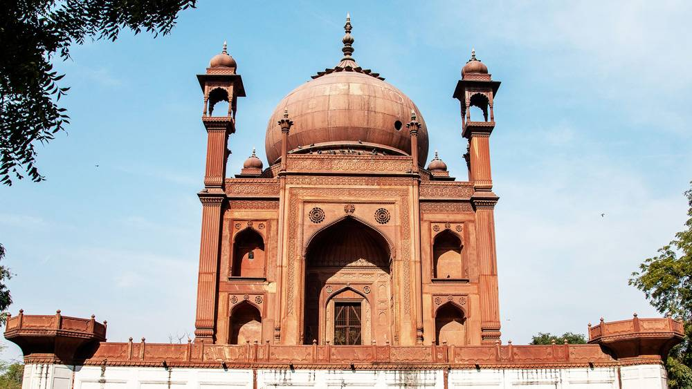 Hessing Tomb Agra