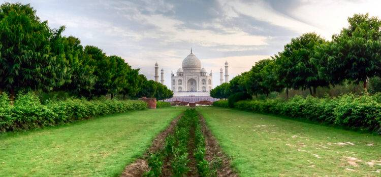 The Brief History of Mehatab Bagh in Agra at A Glance