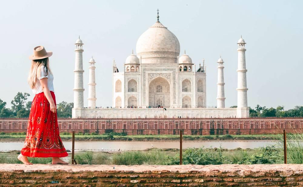 Metab Bagh in Agra