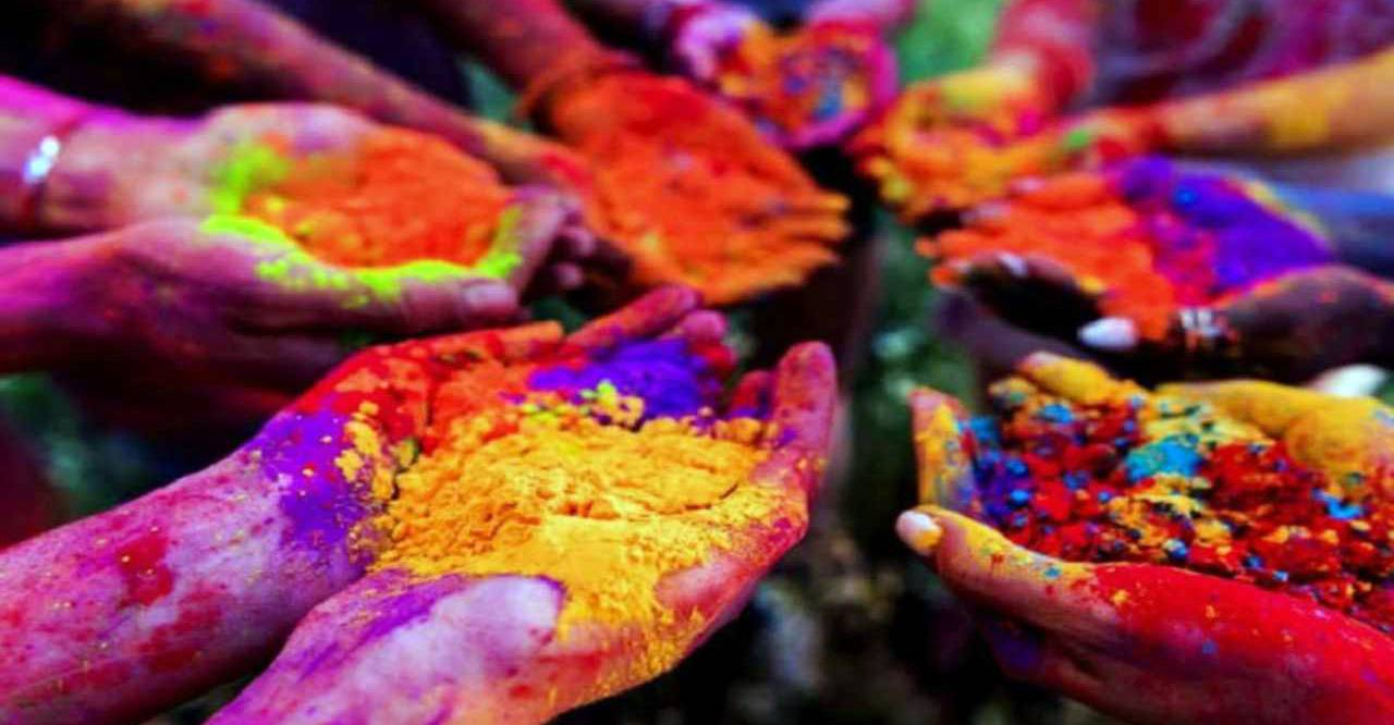 Holi Festival Tour of Mathura and Agra