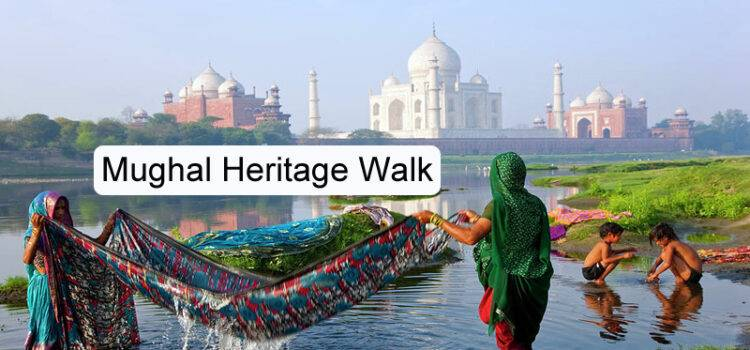 Mughal Heritage Walk Agra Explore Culture and Traditions