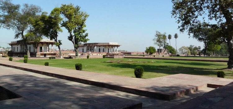 Ram Bagh Agra (Bagh-I-Gul Afshan) Timings and History