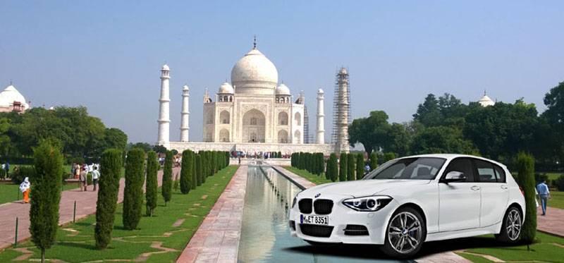 Delhi To Taj Mahal Tour By Car