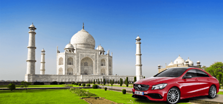 The Most Preferred Taj Mahal Tour by Car From Delhi
