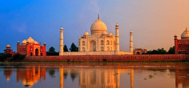 Fascinating Taj Mahal Sunrise and Sunset Tour From Delhi