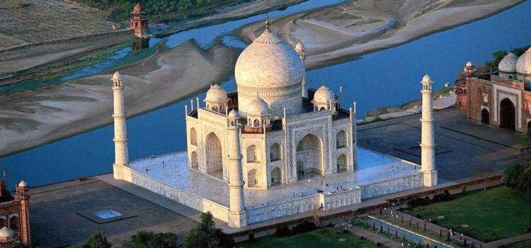 Inspirations and Ideas Behind Taj Mahal's Architecture