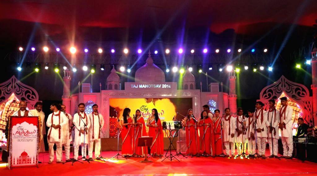 Taj Mahotsav Festival Agra