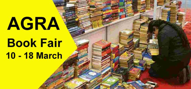 Agra Book Fair is a Golden Opportunity Readers