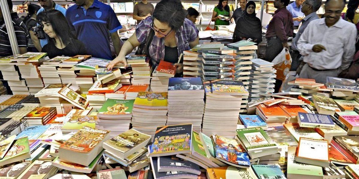 Agra Book Fair