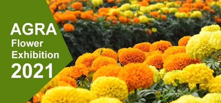 Agra Flower Exhibition 2021