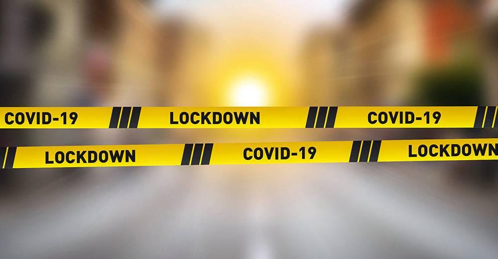 Covid Lockdown in Agra